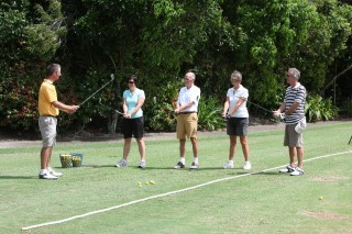 Graham Bolton Cairns Golf Coach