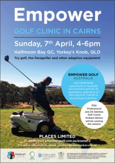 clinic 1 226x320 - All Abilities Golf Clinic